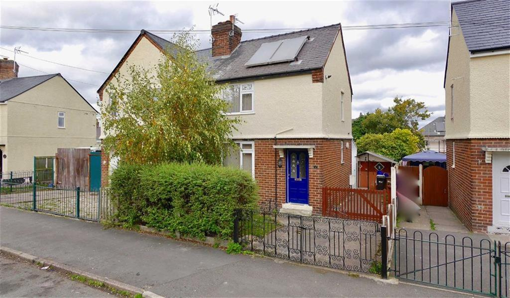 2 Bedrooms Semi Detached House for sale in Green Lane, Shotton, Deeside, Flintshire