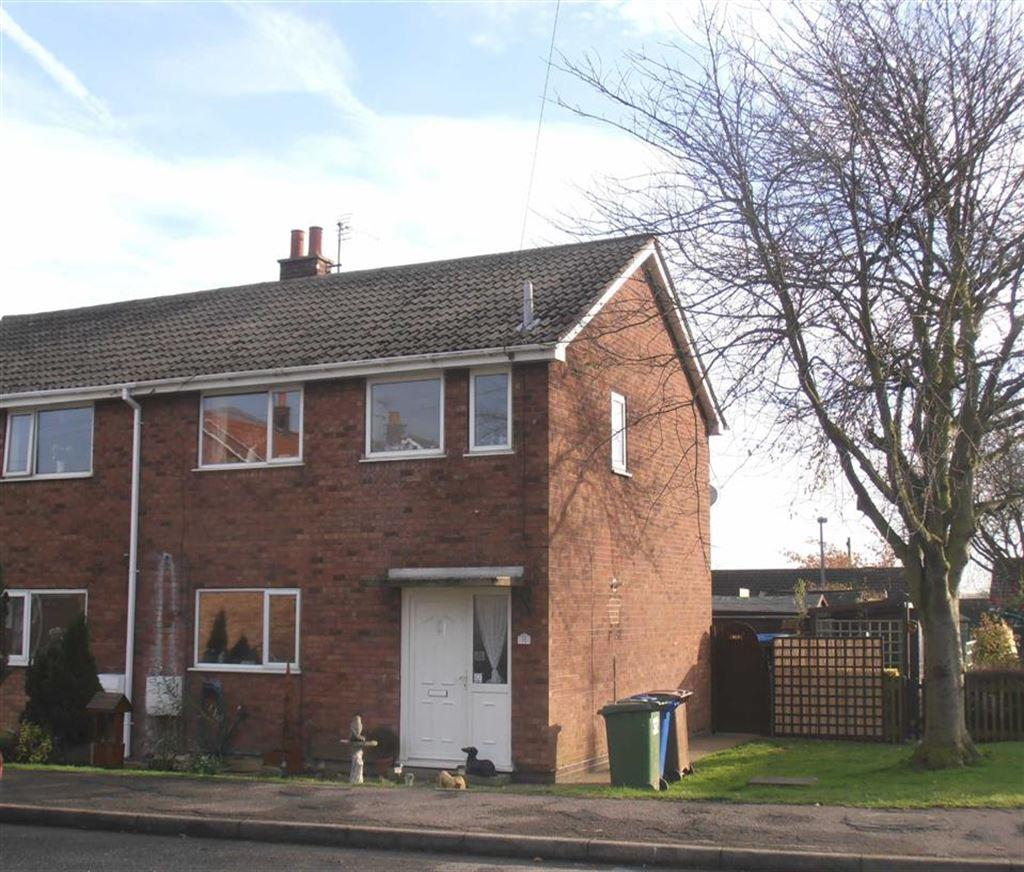 3 Bedrooms Semi Detached House for rent in Eastlands, Nafferton, East Yorkshire