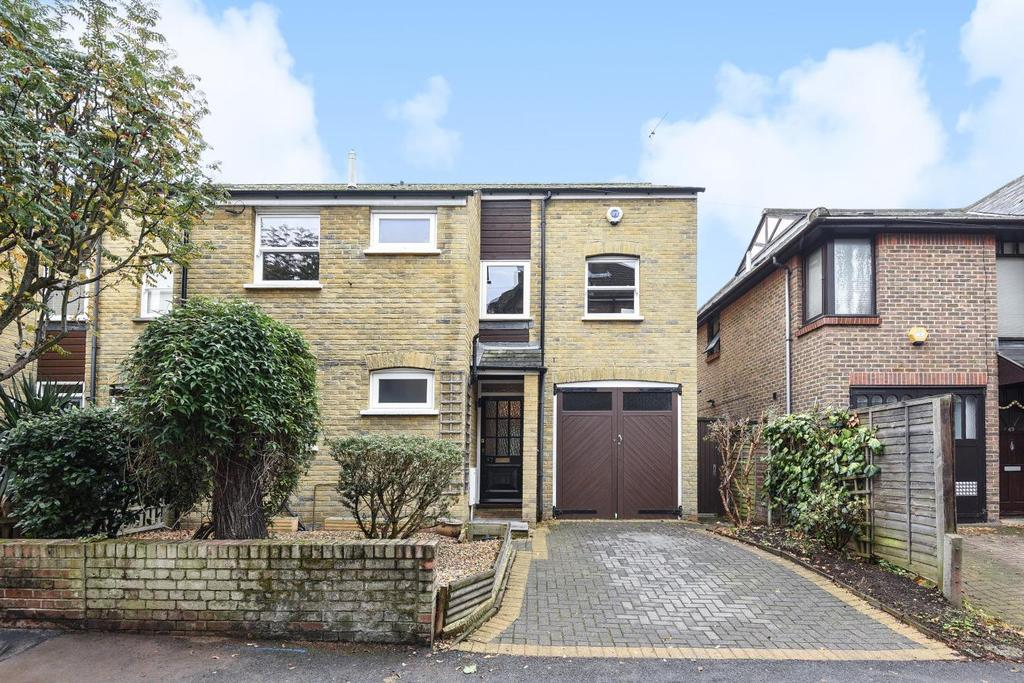 4 Bedrooms Semi Detached House for sale in Chancery Lane, Beckenham