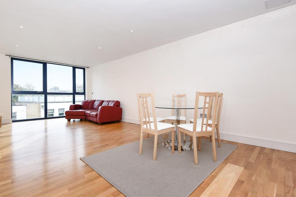 1 Bedroom Flat for sale in Downham Road, Islington