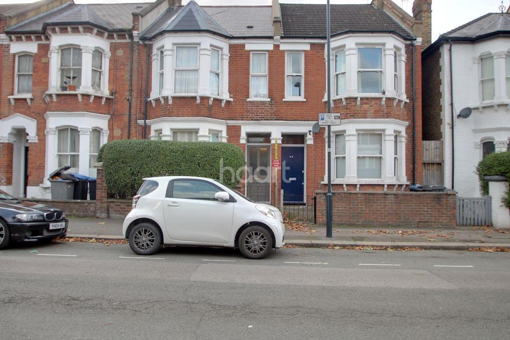 2 Bedrooms Flat for sale in Lechmere Road, NW2