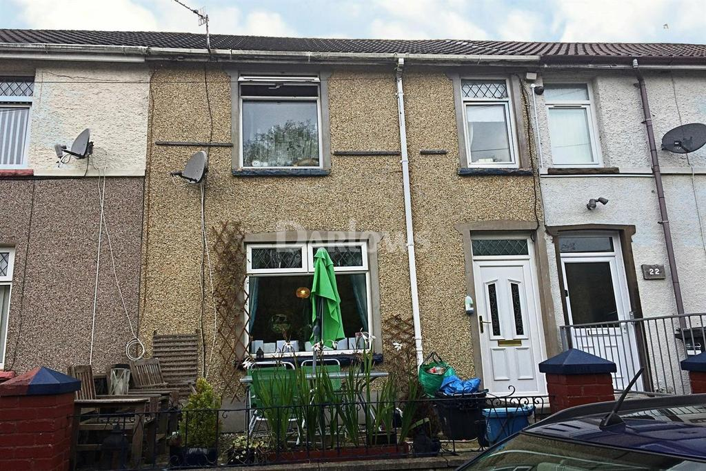 3 Bedrooms Terraced House for sale in Pleasant View Aberfan