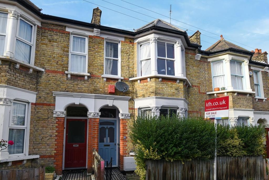 3 Bedrooms Terraced House for sale in Brightside Road, Hither Green
