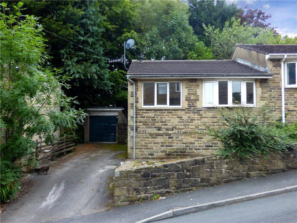 2 Bedrooms Semi Detached Bungalow for sale in Green Head Lane, Utley, Keighley, West Yorkshire