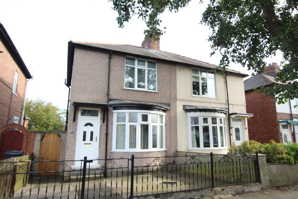 2 Bedrooms Semi Detached House for sale in Davison Road, Darlington