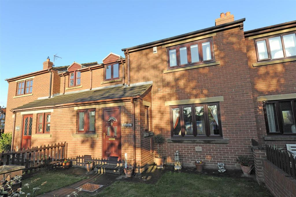 3 Bedrooms Terraced House for sale in Gatherley Road, Brompton On Swale, Richmond