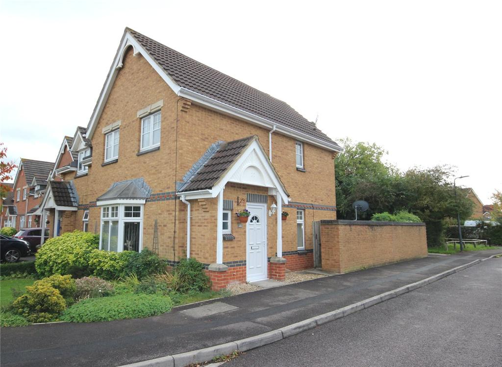 3 Bedrooms Semi Detached House for sale in Lavender Way, Bradley Stoke, Bristol, BS32