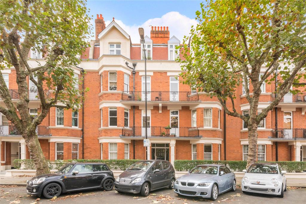 2 Bedrooms Flat for sale in Castellain Mansions, Castellain Road, London