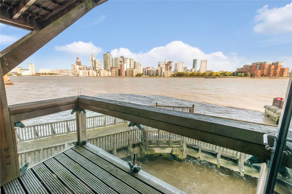 1 Bedroom House for sale in Odessa Wharf, 7 Odessa Street, London