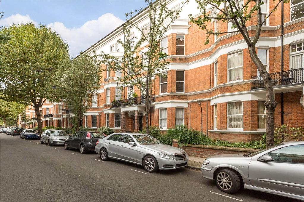 2 Bedrooms Flat for sale in Loraine Mansions, Widdenham Road, London