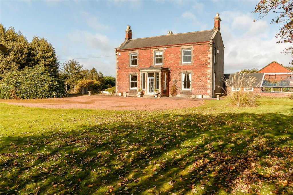 4 Bedrooms Detached House for sale in Morpeth, Northumberland