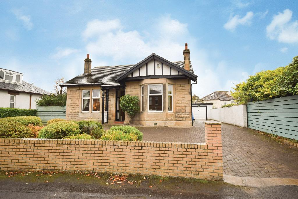 3 Bedrooms Detached Bungalow for sale in Stewart Drive, Clarkston, Glasgow, G76 7EY