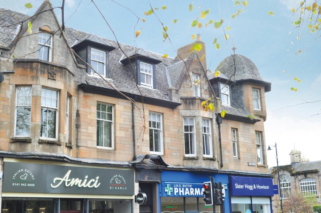3 Bedrooms Duplex Flat for sale in Drymen Road, Bearsden, East Dunbartonshire, G61 3RA