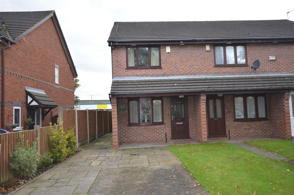 2 Bedrooms Town House for sale in Randle Brook Court, Rainford, St. Helens