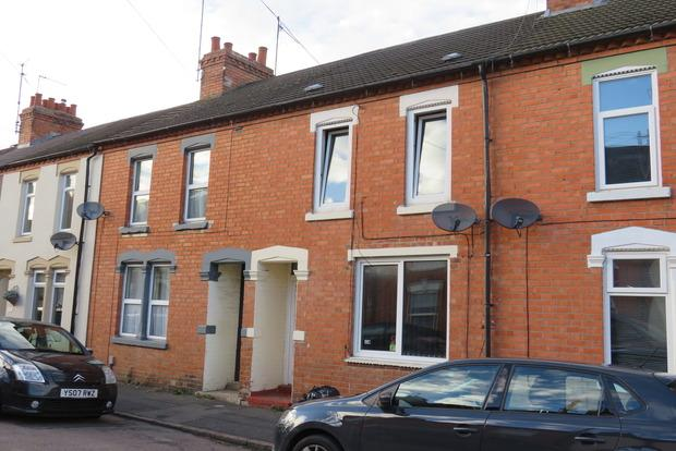4 Bedrooms Terraced House for sale in Thirlestane Road, Far Cotton, Northampton, NN4