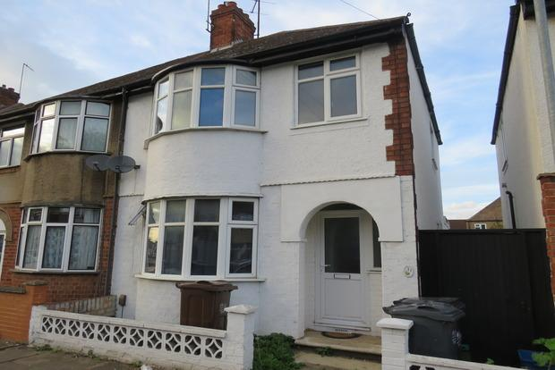 5 Bedrooms Terraced House for sale in Southfield Avenue, Far Cotton, Northampton, NN4