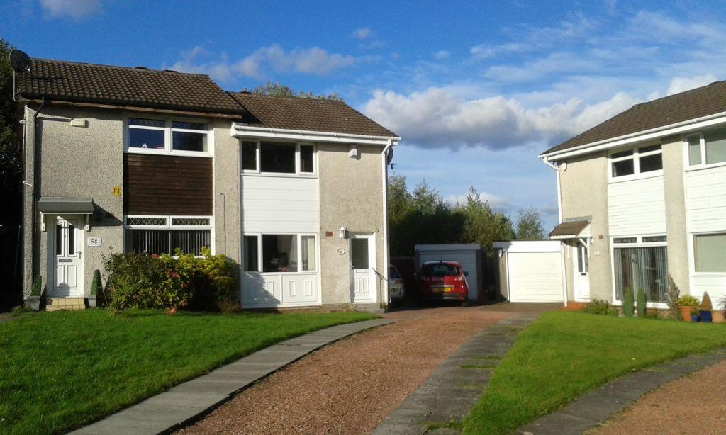2 Bedrooms Villa House for sale in 56 Holmhills Terrace, Cambuslang, Glasgow, G72 8ER