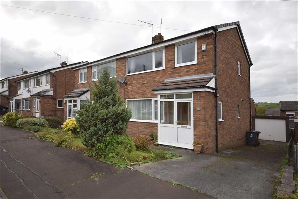 3 Bedrooms Semi Detached House for sale in Rhodes Avenue, Blackburn