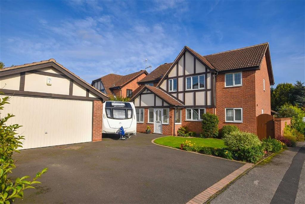 4 Bedrooms Detached House for sale in Acorn Bank, West Bridgford