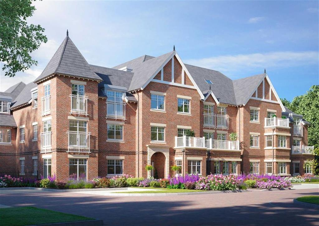 2 Bedrooms Apartment Flat for sale in 21 Clock Gardens, Stockwell Road, Tettenhall, Wolverhampton, West Midlands, WV6