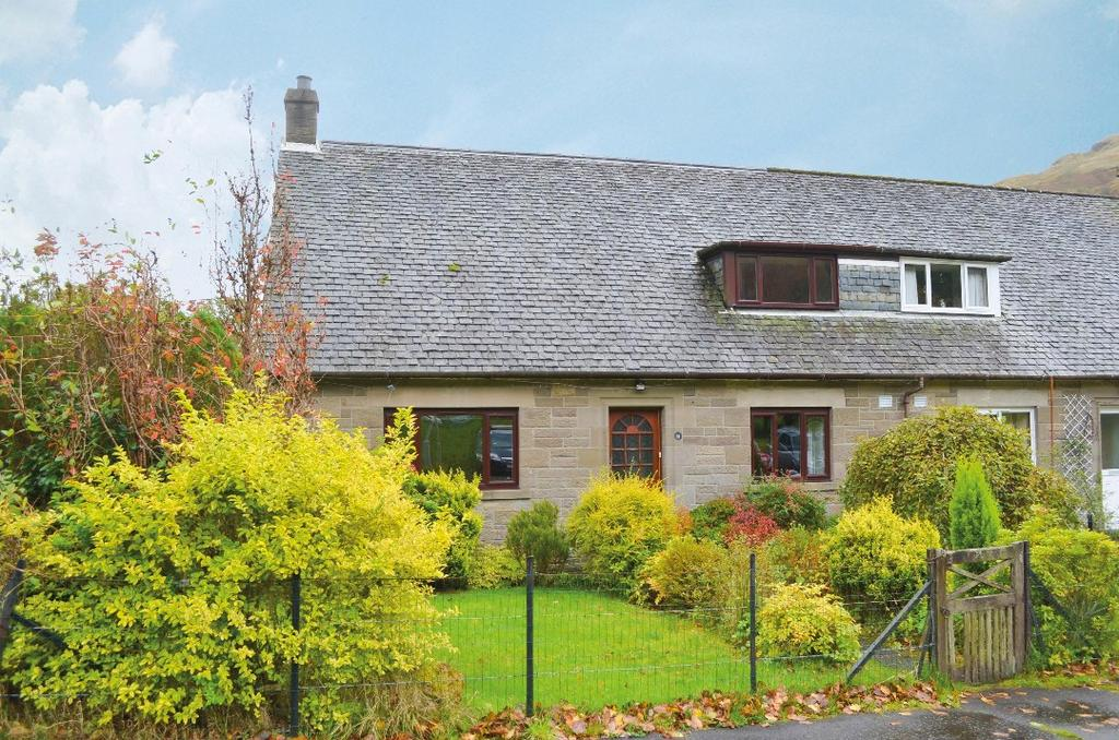 4 Bedrooms Semi Detached House for sale in Ballyhennan Crescent, Tarbet, Arrochar, G83 7DB