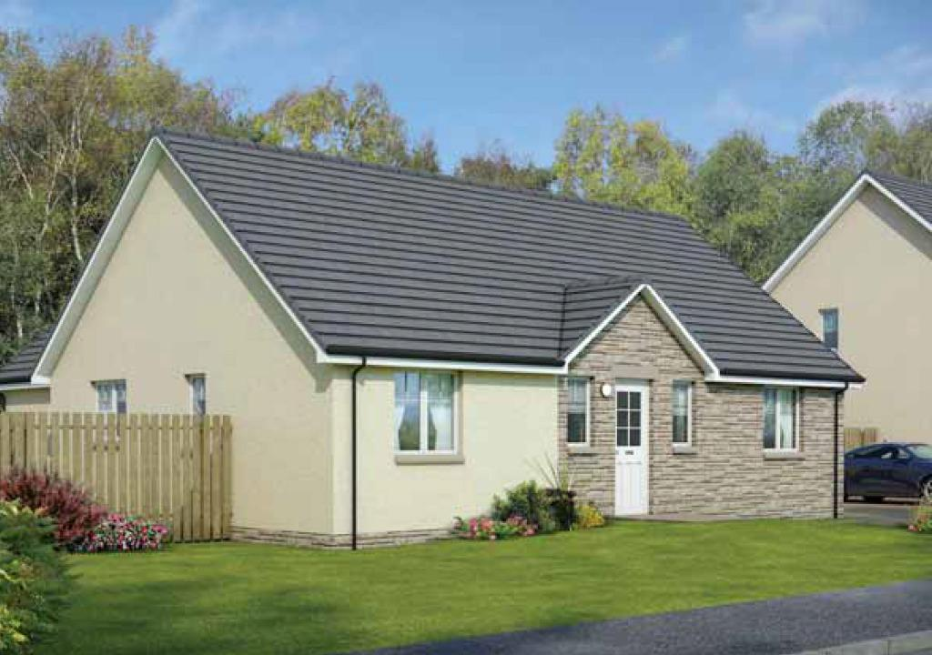 3 Bedrooms Detached Bungalow for sale in Plot 29 Cruachan, The Views, Saline, By Dunfermline, KY12 9TG