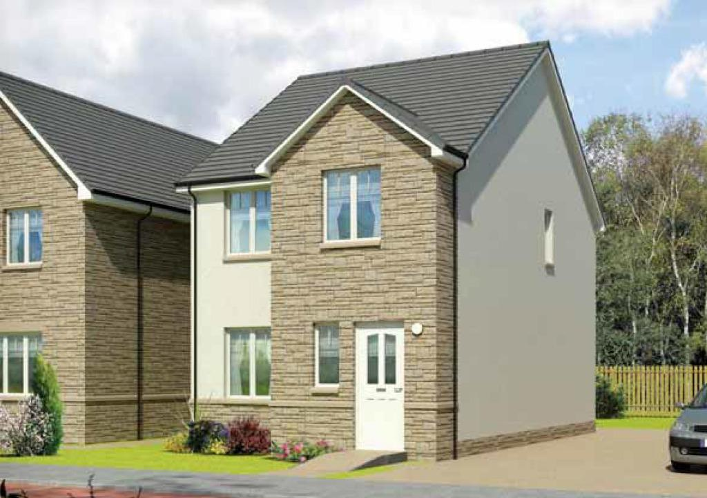 3 Bedrooms Detached House for sale in Plot 33 Nevis, The Views, Saline, By Dunfermline, KY12 9TG