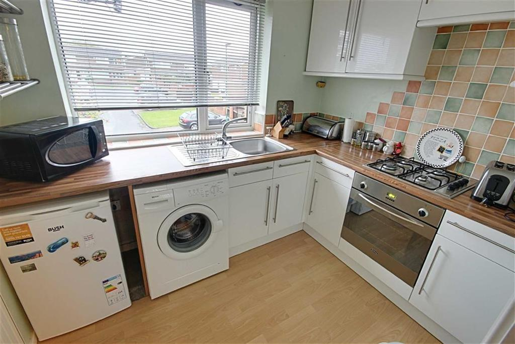 2 Bedrooms Flat for sale in Leicester Way, Fellgate Estate, Jarrow