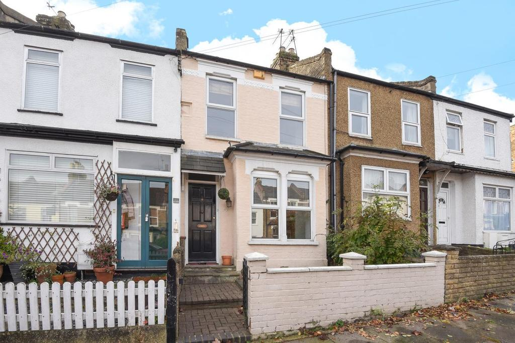 2 Bedrooms Terraced House for sale in Brunswick Crescent, New Southgate