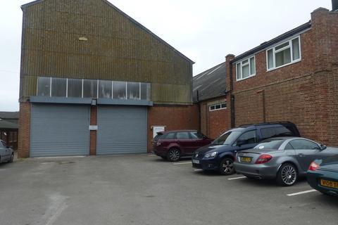 Light industrial to rent - The Old Mil, Old Hambledon Racecourse Centre, Wallops Wood, Sheardley Lane, Droxford, Southampton SO32
