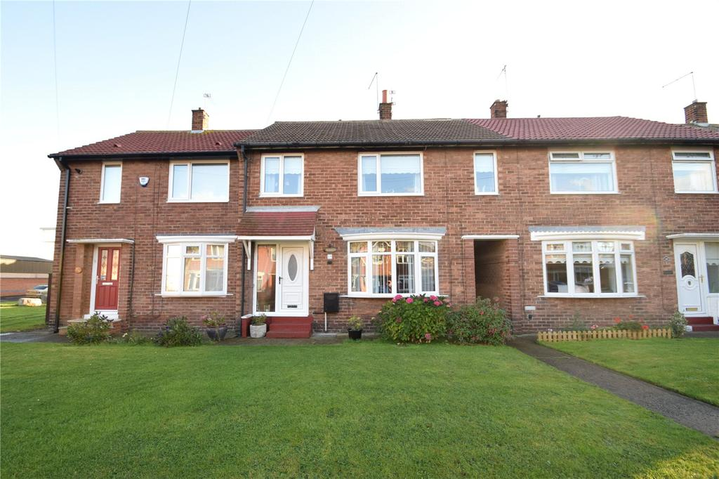 3 Bedrooms Terraced House for sale in Shaw Street, Seaham, Co.Durham, SR7