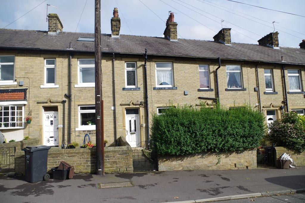 2 Bedrooms Terraced House for sale in Ovenden Road, Ovenden, Halifax HX3