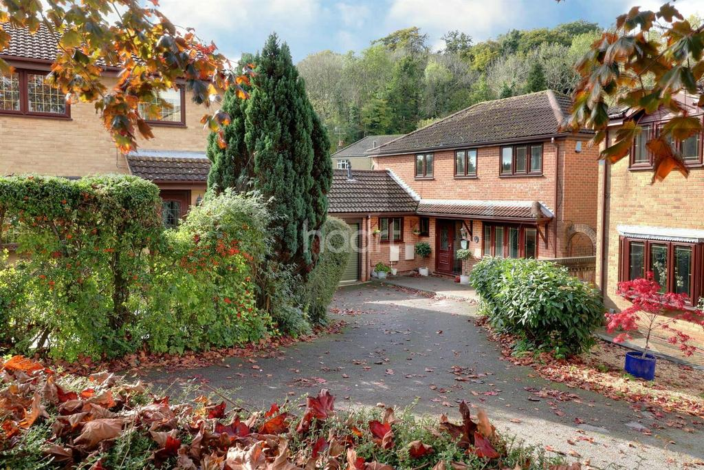 4 Bedrooms Detached House for sale in Lovage Way, Horndean