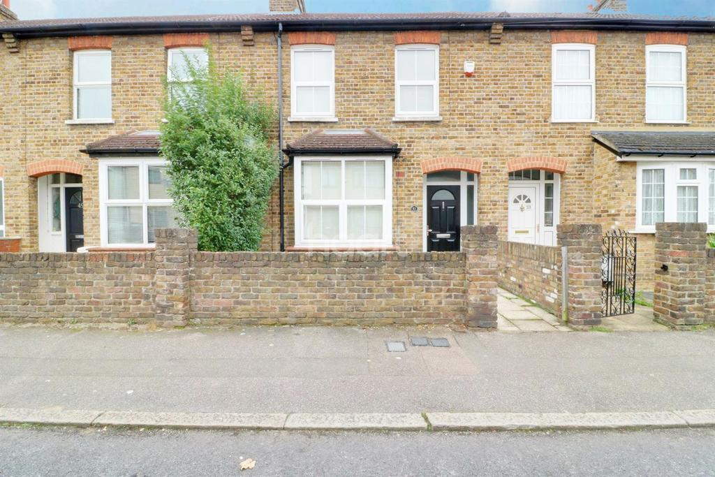 2 Bedrooms Terraced House for sale in Hayes End