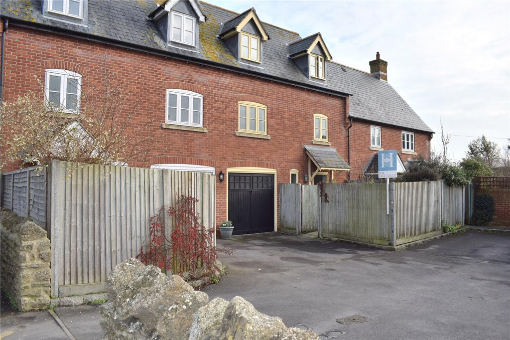 2 Bedrooms Terraced House for sale in South Island Mews, Church Street, Bridport, Dorset