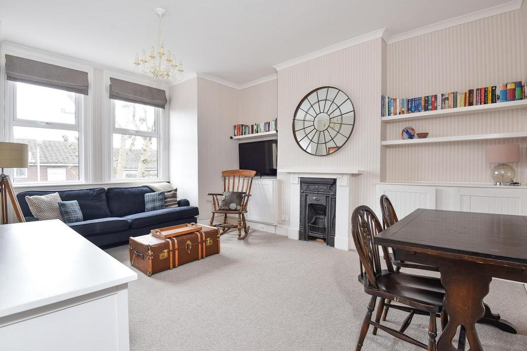 2 Bedrooms Maisonette Flat for sale in Pendle Road, Furzedown