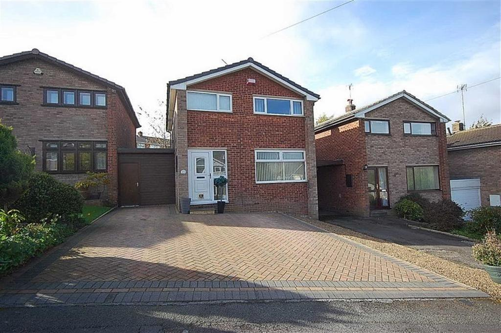 3 Bedrooms Link Detached House for sale in Hambledon Avenue, Meltham, Holmfirth, HD9