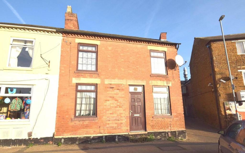 3 Bedrooms Semi Detached House for sale in Fox Street, Rothwell, Kettering