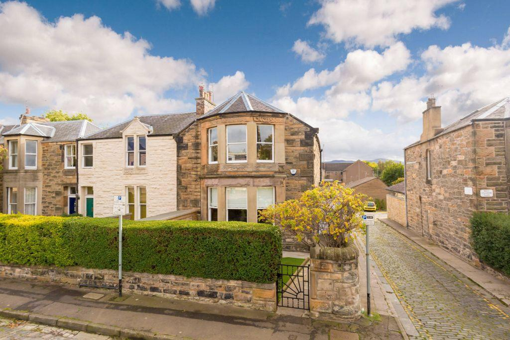 3 Bedrooms End Of Terrace House for sale in 4 West Stanhope Place, Edinburgh, EH12 5HQ