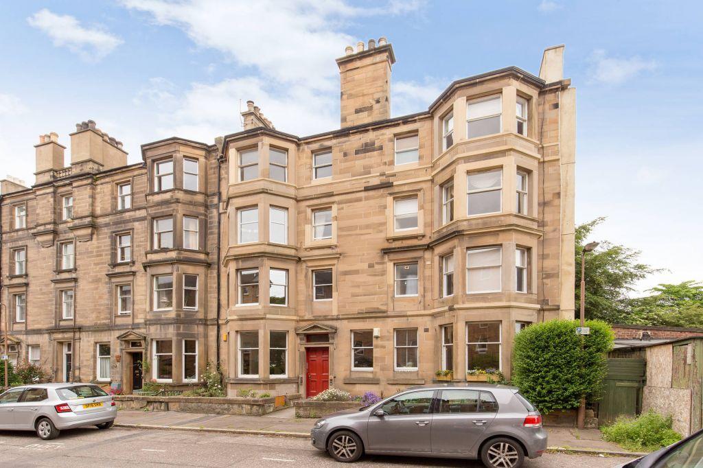 2 Bedrooms Flat for sale in 19 1F2 Goldenacre Terrace, Edinburgh, EH3 5QP
