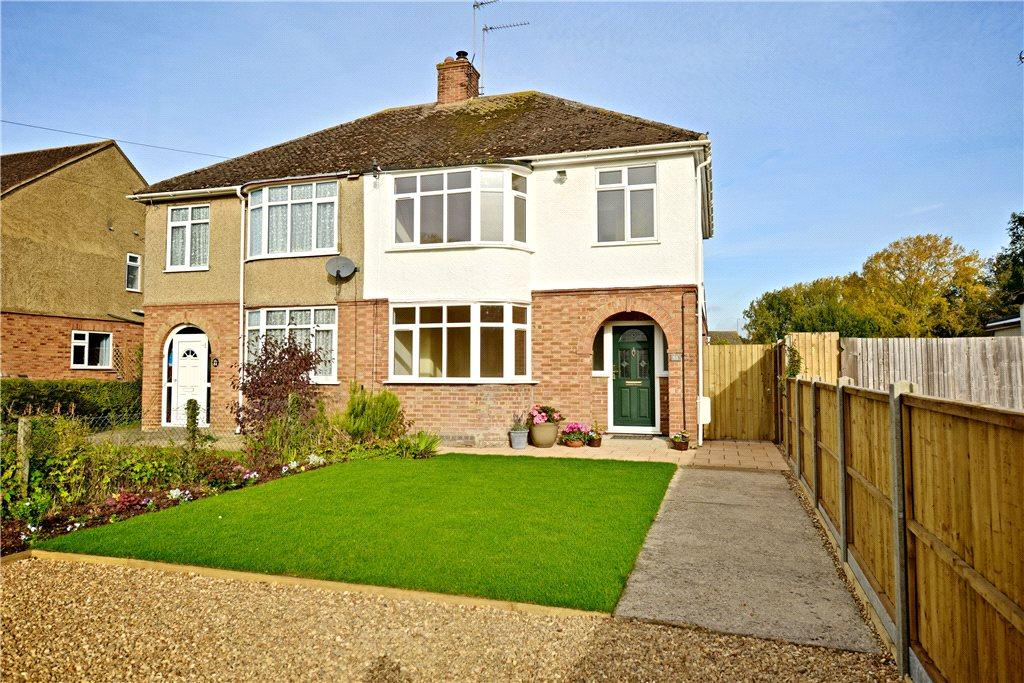 3 Bedrooms Semi Detached House for sale in Chicheley Street, Newport Pagnell, Buckinghamshire