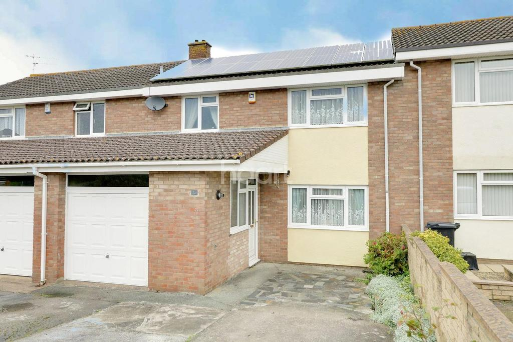 3 Bedrooms Terraced House for sale in Rosemeare Gardens, Uplands, BS13 8AZ