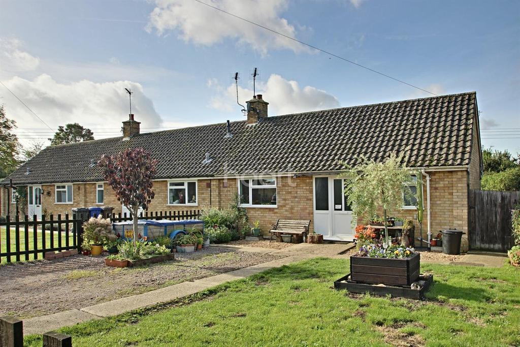 1 Bedroom Bungalow for sale in Lammas Close, Bardwell