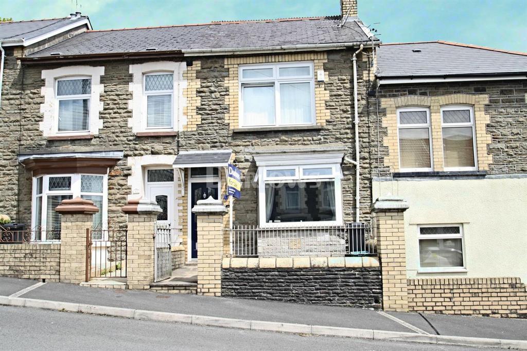 2 Bedrooms Terraced House for sale in Treharne Road Treharris
