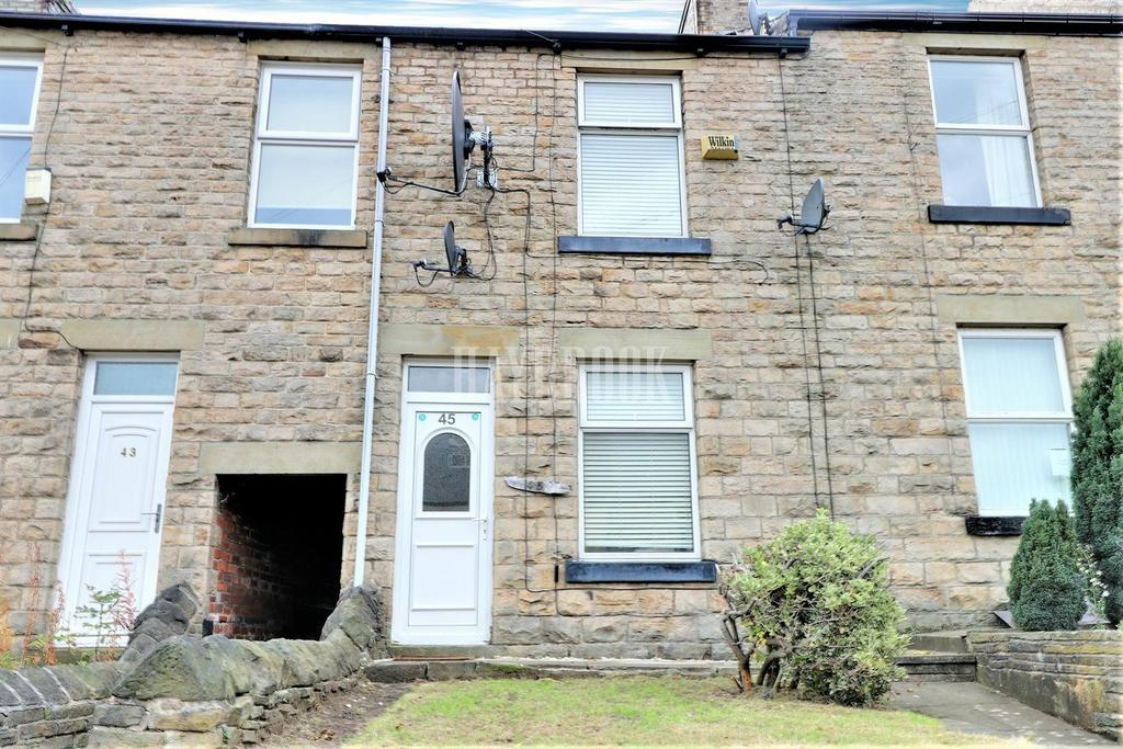 2 Bedrooms Terraced House for sale in Bates Street, Sheffield