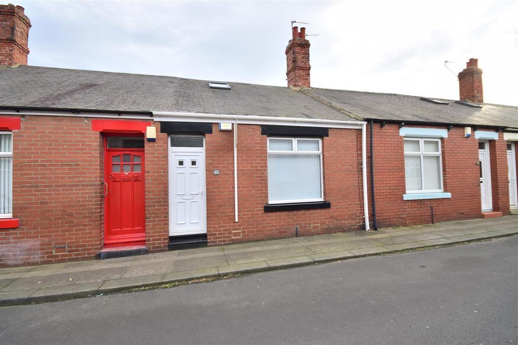 1 Bedroom Cottage House for sale in Kitchener Street, High Barnes, Sunderland