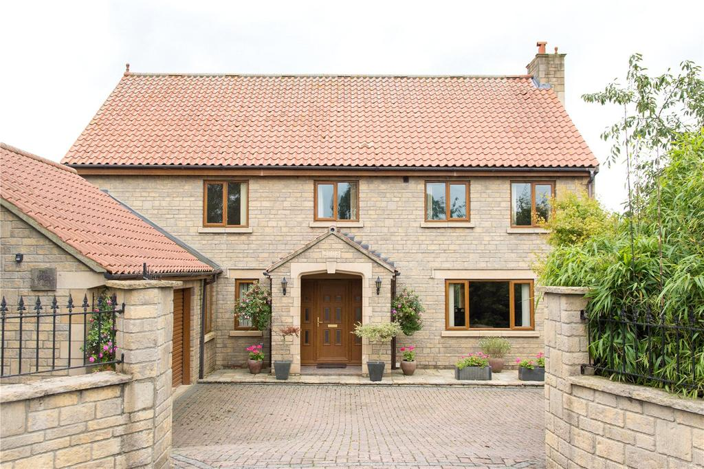 5 Bedrooms Detached House for sale in Station Road, Ansford, Castle Cary, Somerset, BA7