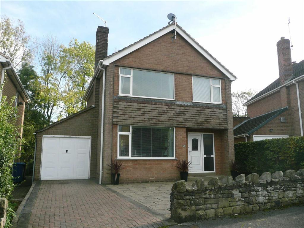 3 Bedrooms Detached House for sale in Thornbridge Crescent, Off Langer Lane, Chesterfield, S40