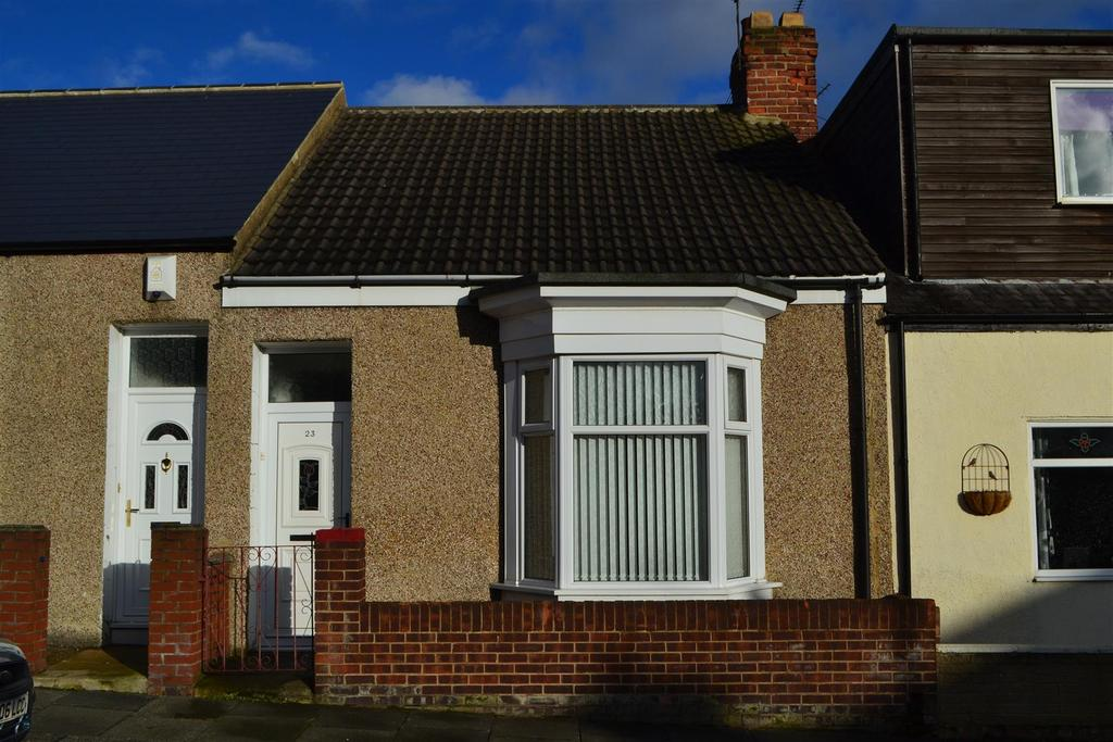 2 Bedrooms Cottage House for sale in Winifred Street, Sunderland