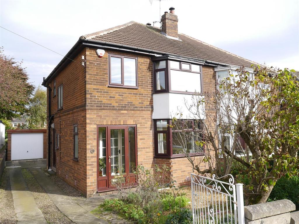 3 Bedrooms Semi Detached House for sale in Kingsley Drive, Birkenshaw, BD11 2ND